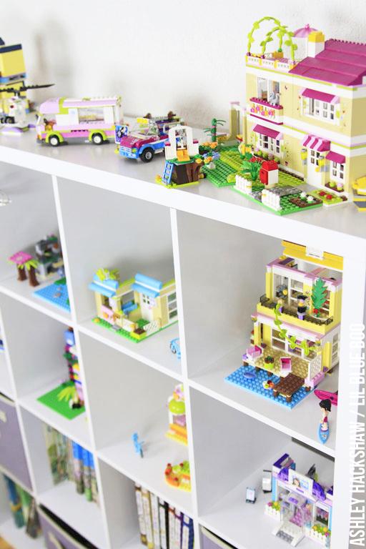 Open Storage Organization Display: Lego Storage And Display Ideas