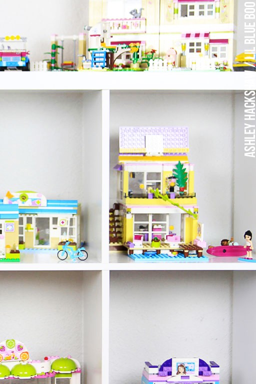 Storage for lego sets