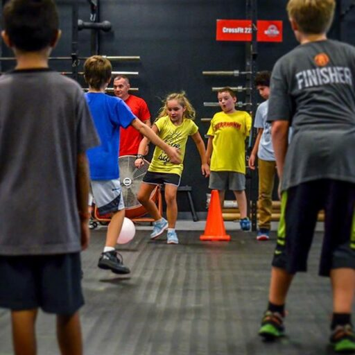 Crossfit kids - Bryson City NC CrossFit 2232 - Growing Up Strong