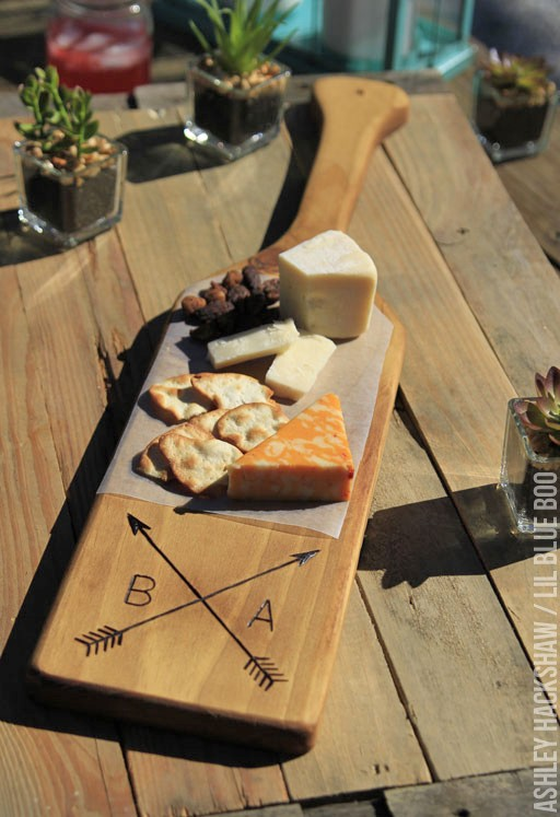 diy butcher block cutting board - food safe wood oil