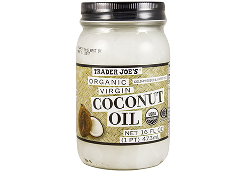 How to combat dry skin (and also rosacea) - coconut oil