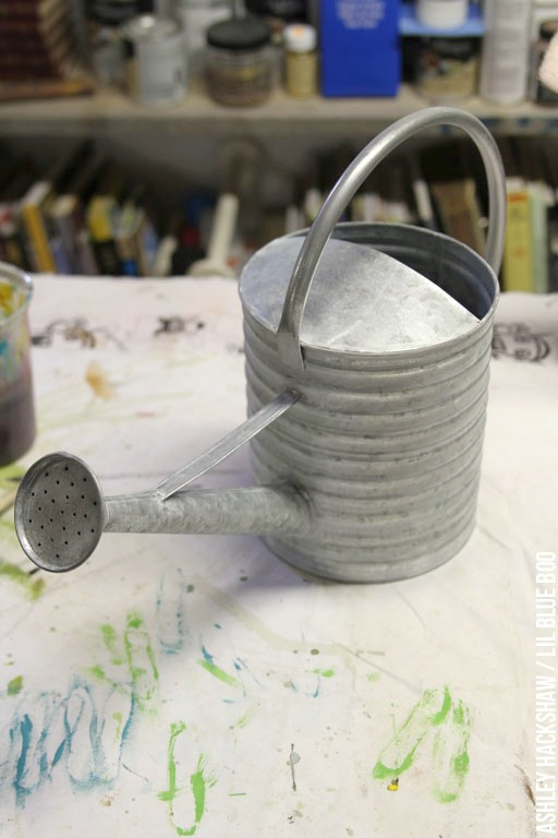 galvanized watering can where to buy