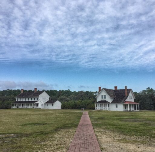 Cape Hatteras Light Keepers Houses - Outer Banks