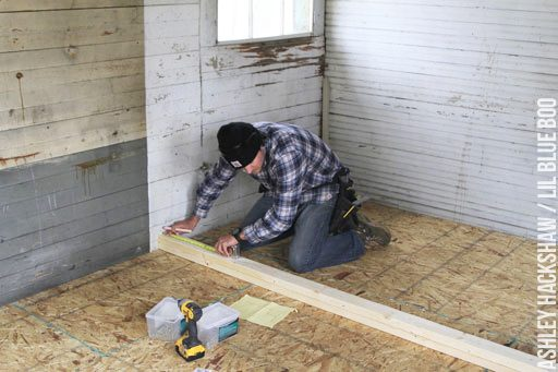 How to Build a Chicken Coop From a Garden Shed