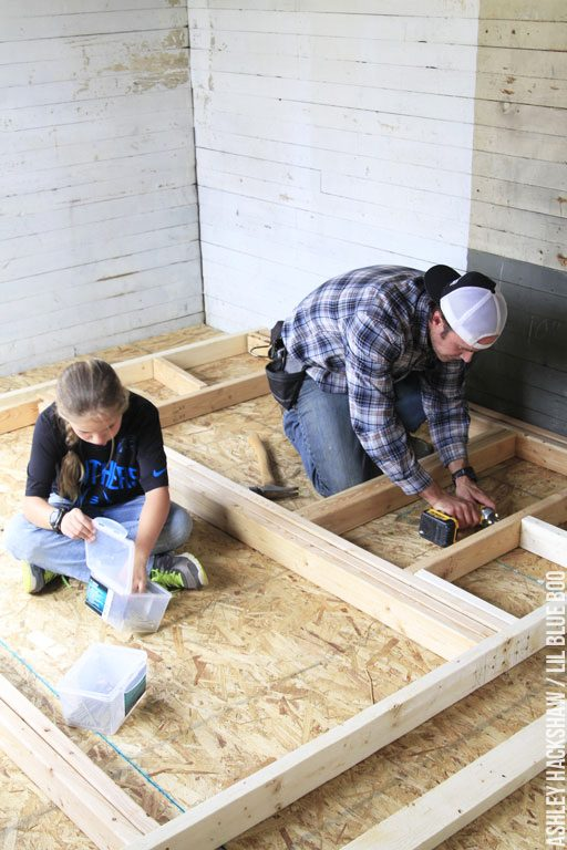 how to renovate shed into chicken coop