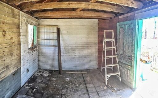 Building a Chicken Coop - Converting a Shed