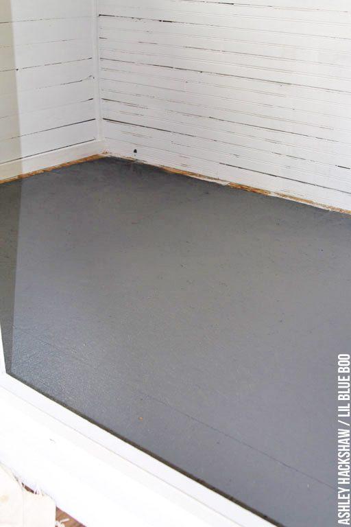 chicken coop floor liner