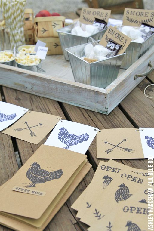 DIY Party Supplies and Eco-Friendly Party Decor