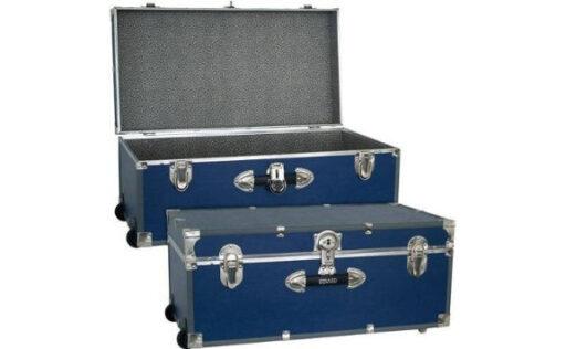 Summer Camp Trunk Footlocker - summer camp trunk with wheels