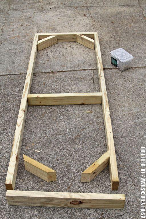 how to build a chicken run door and chicken coop door
