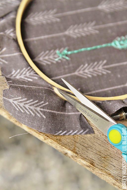 Creative Ways To Use Embroidery Hoops