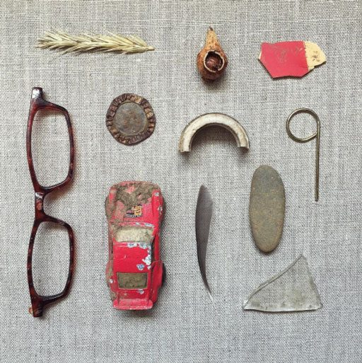 Found objects blog