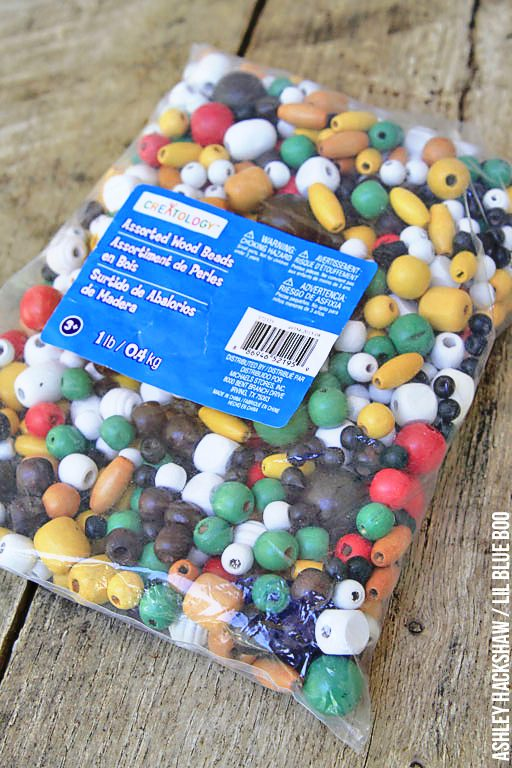 how to make beads that look like planets