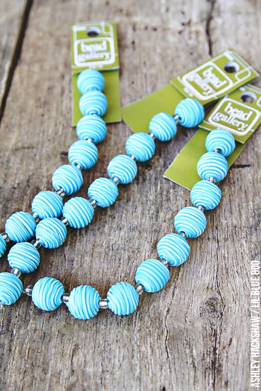 solar system beads - planet beads
