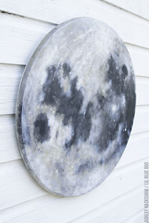 moon and stars nursery decor - Moon for a nursery or space themed room - moon for classroom