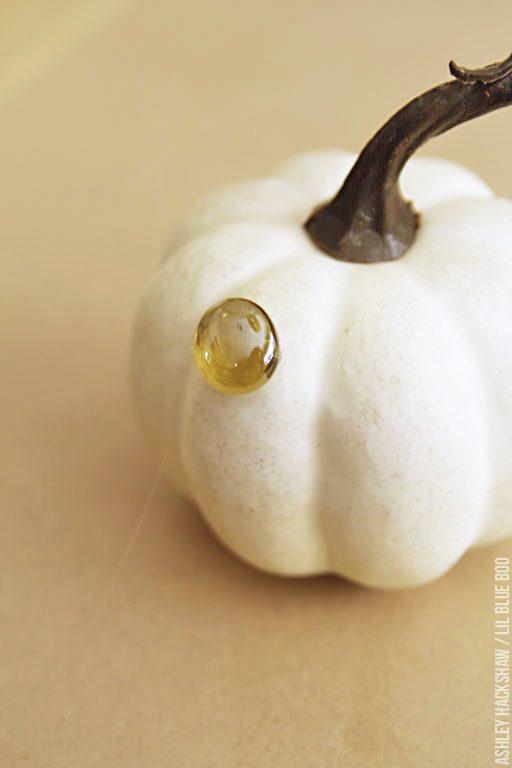 Embellishing Pumpkins