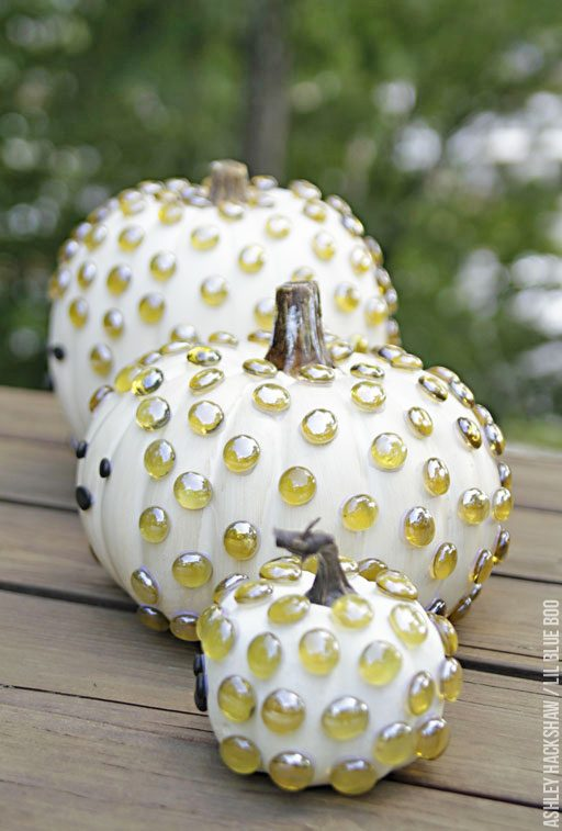 Halloween Pumpkin Decorating Ideas - Animals - Hedgehogs or Porcupine