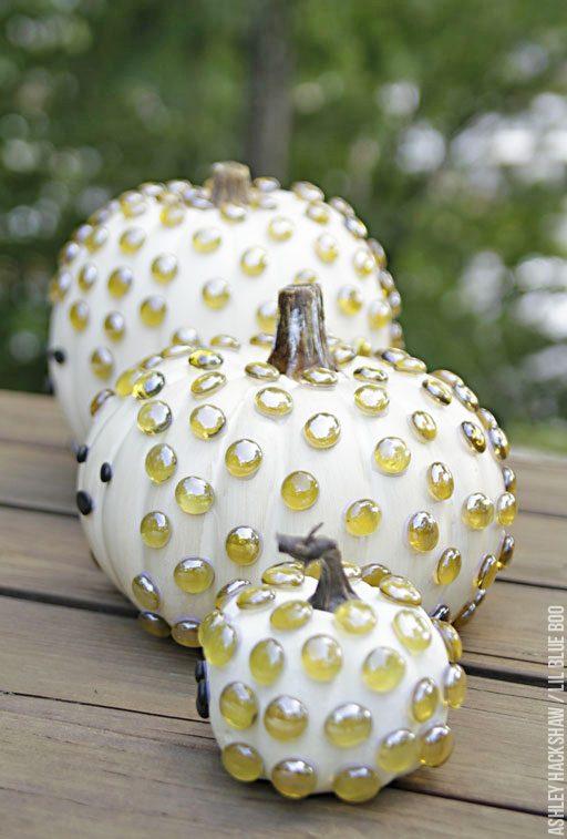Halloween Pumpkin Decorating Ideas - Animals - Hedgehogs or Porcupine