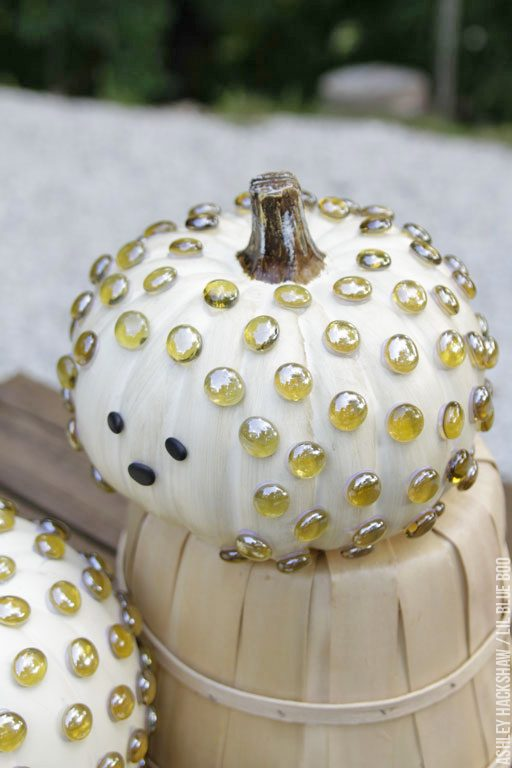 Cute Halloween Pumpkin Ideas - Fall Table Decor