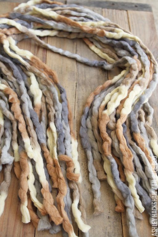 chunky fall yarn colors