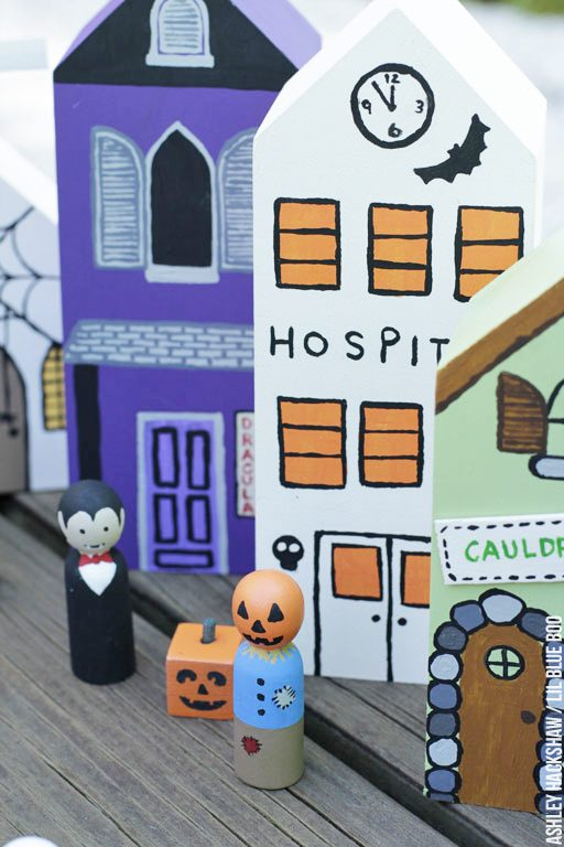 Fun Halloween Crafts to Do with Kids and Family
