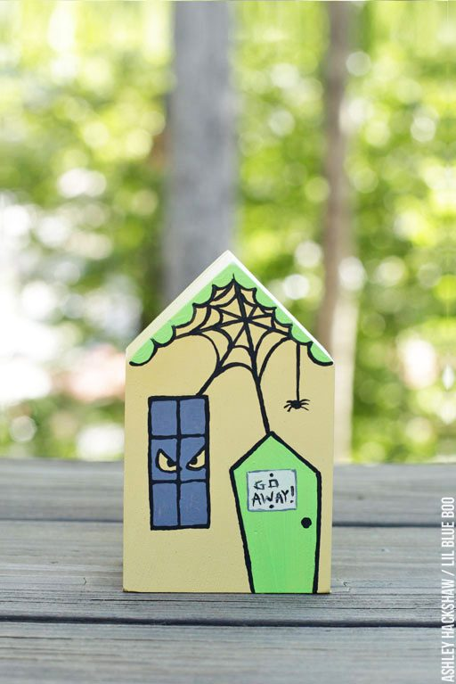 DIY Halloween Haunted House