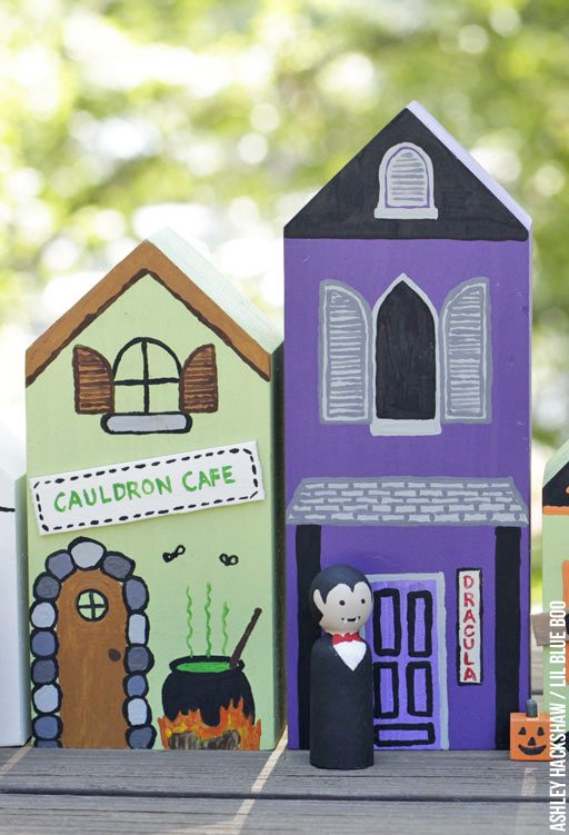 Easy to Make DIY Halloween Decor Ideas - Halloween Crafts