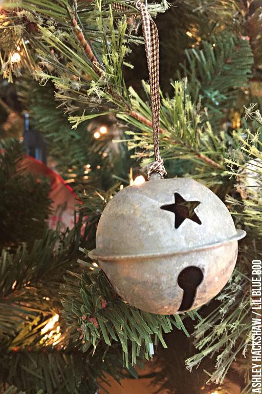 Diy rustic jingle bells ashley hackshaw lil blue boo