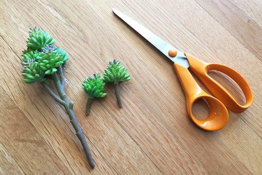 DIY Artificial Succulent Arrangements that look real!