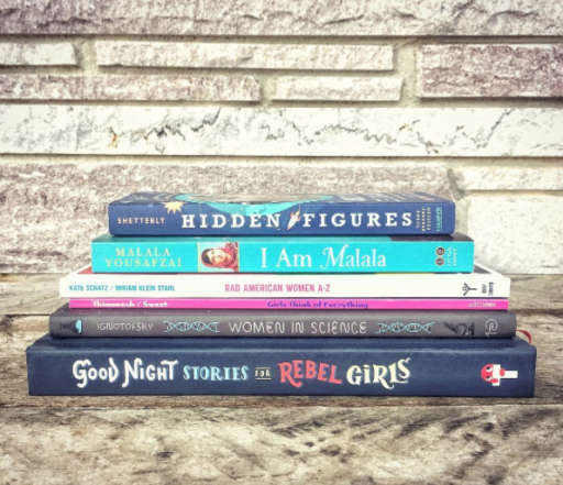 Inspiring Books for Girls about Extraordinary Women - Good Night Stories for Rebel Girls