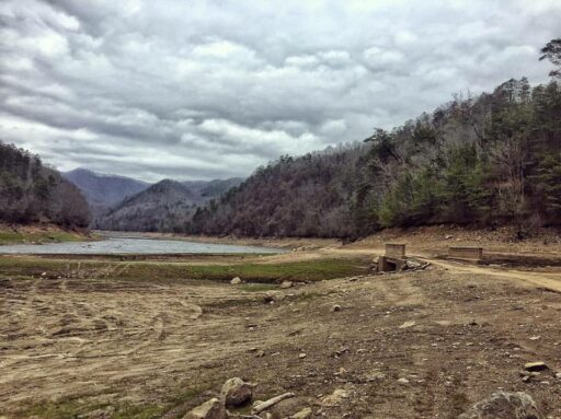Things I Found on the Fontana Lake Bed