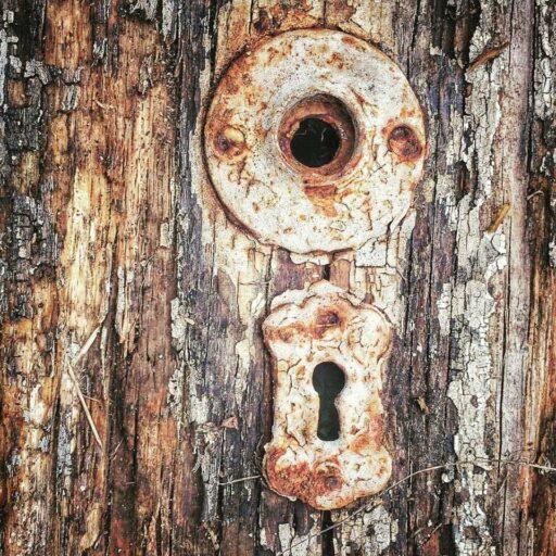 Found objects - farmhouse archeology