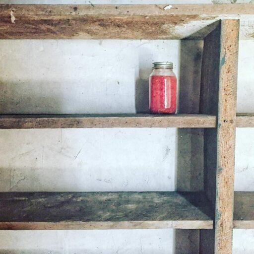 farmhouse root cellar