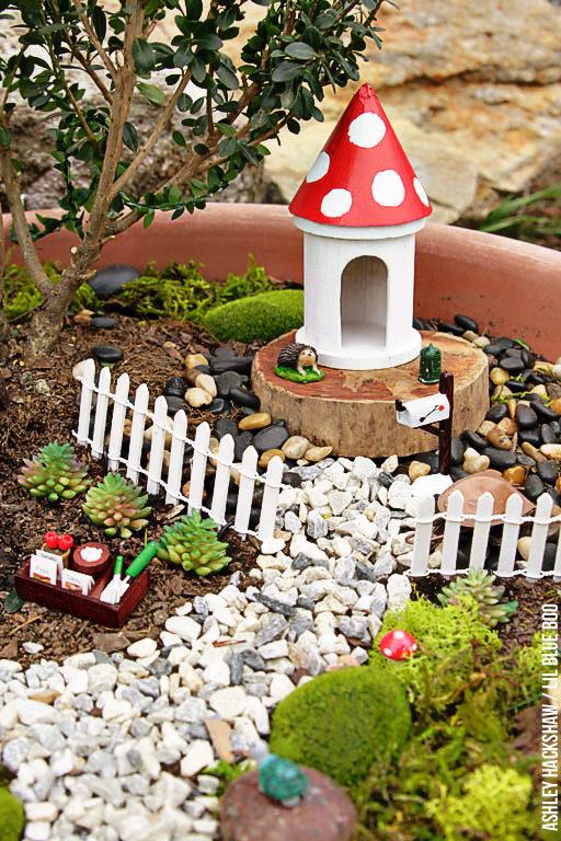 Fairy Garden Ideas - How to Make a DIY Fairy Garden