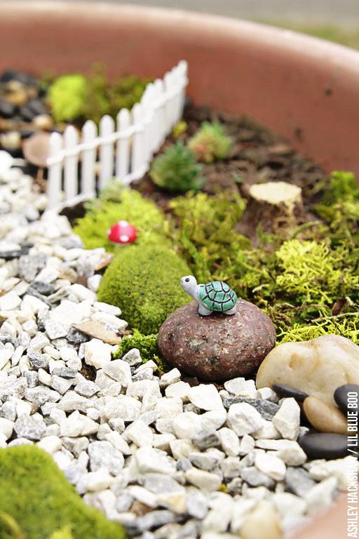 Fairy Garden Container Ideas