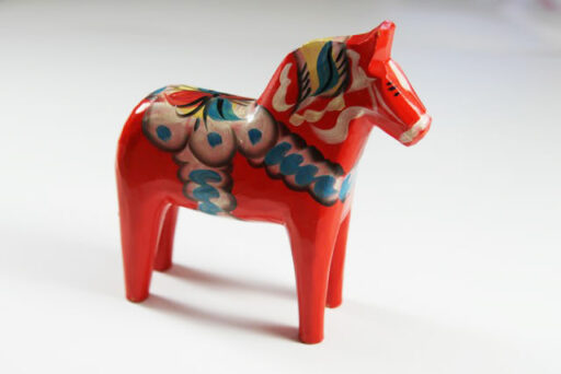 Swedish Dala Horse Project