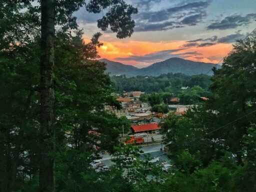 Bryson City Sunset