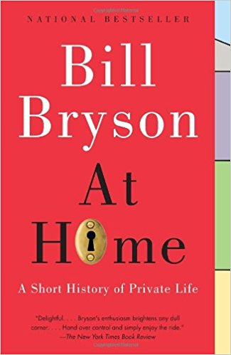 Bill Bryson's Home - good road trip audio books