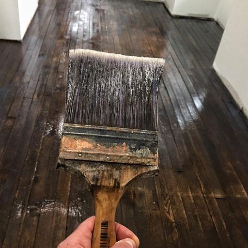 Sand Refinish Maple Hardwood: Saving And Refinishing 100-Year-Old