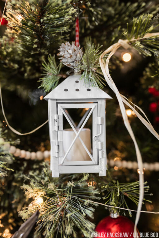 DIy Lantern Ornaments - Handmade Ornament Ideas