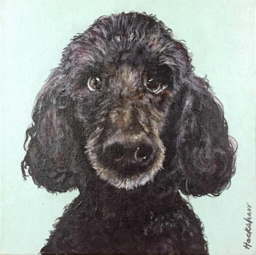 Recent Pet Portrait Paintings - Dog and Cat Portraits