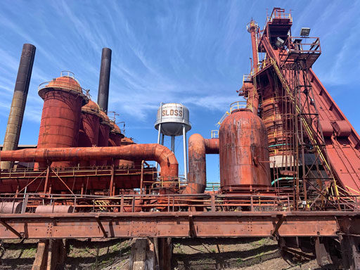 A Visit to Sloss Furnaces - National Historic Site